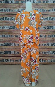 kulakan daster lengan panjang long dress