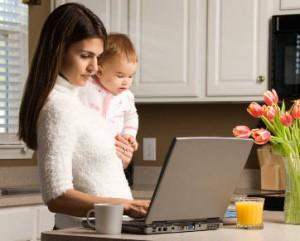 Kerja Sampingan Untuk Ibu Rumah Tangga