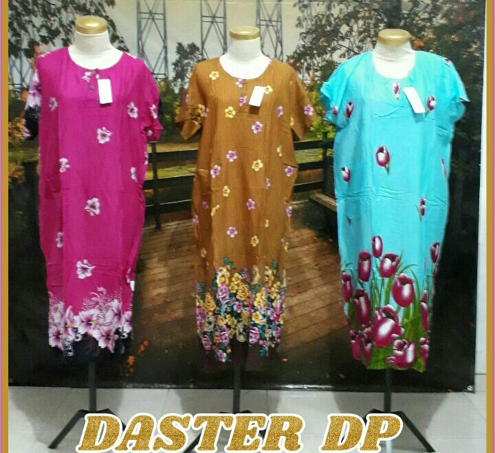 Konveksi Daster DP Dewasa Murah Surabaya