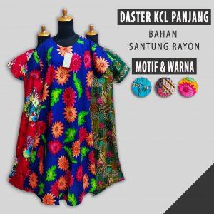 Grosir Daster KCL Panjang Murah di Surabaya