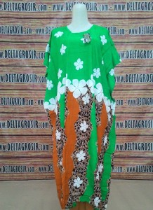 distributor daster lengan panjang long dress tegal gubuk