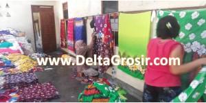 Harga Grosir Daster Jumbo Panjang Murah Meriah Berkualitas Pabrik Batik Terbaik di Tanah Abang Solo Pekalongan Surabaya