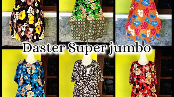 Pabrik Daster Super Jumbo Termurah Di Surabaya
